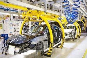 Automobile Manufacturing Industry in Ahmedabad, Gujarat, India