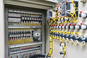 Electric Control Panels Manufacturing Industry in Ahmedabad, Gujarat, India